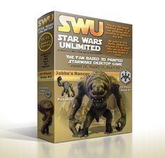 SWU+Kit+1++-+Jabba's+Rancor.+(posable+figure)+by+Geoffro.