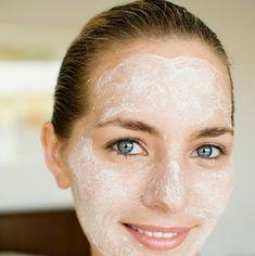 Facial Tips, Facial Care, Diy Beauty, Beauty Hacks, Beauty Recipe, Natural Cosmetics, Facial Masks, Stay Fit, Home Remedies