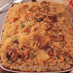 Chicken Kabsa Recipe