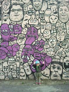 #Berlin street art