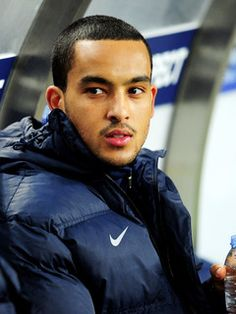 2006 - PresentMelanie Slade and Theo Walcott's relationship first made waves in 2006 when Theo, at was the youngest person on England's World Cup football team. Arsenal Fc, Theo Walcott, Football Team, World Cup, Black Men, Famous People, Dating, English, Coats