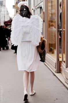 Paris – Angel Of Bastille