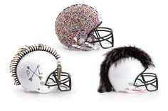 Designer Super Bowl Helmets - CFDA/ Bloomingdale's Super Bowl XLVIII