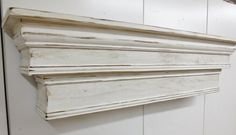 French Country Fireplace Mantels | French Country Mantel Shelf,Primitive Mantle Shelf,Fireplace Mantel ...