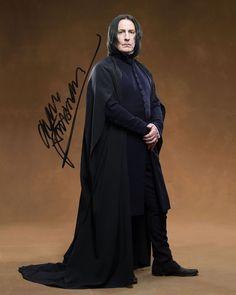 Alan Rickman Snape |