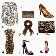 Sweet Little Pretties: Trend Alert - Leopard Print