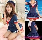 Hot Christmas Costume School Girl cosplay Sailor fancy dress Navy Fantasy Outfit - http://cheapcosplay.com/cosplay-costumes/sailor-cosplay