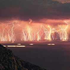 """Another """"Family of jellyfish"""" (Form of Lightning)"""