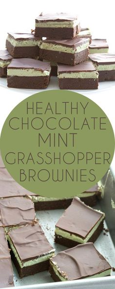 The best low carb chocolate mint brownies. #keto #lowcarb #sugarfree #grainfree