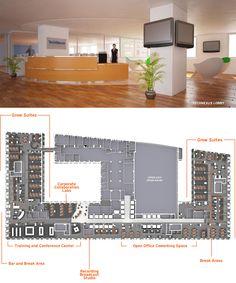 TechNexus | Incubator Open Office, Coworking Space, Opera House, Floor Plans, Studio, Studios, Floor Plan Drawing, Opera, House Floor Plans