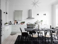A Light-filled Apartment on Sweden's West Coast