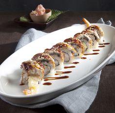 Warm, crunchy, and comforting Umami. #celebratesenseday #yummyyummyroll #sushi_zushi #umami