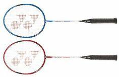 Yonex B-600 DF (Strung) Badminton Racket by Yonex. $14.50 Badminton Racket, Tennis Racket, Racquet Sports, Rackets, Outdoors, Outdoor