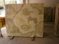 green onyx panel/slab  - transparent stone - very unique  Darsin company