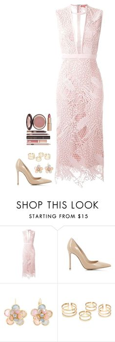 """Untitled #488"" by h1234l on Polyvore featuring Manning Cartell, Gianvito Rossi, Mixit, Charlotte Tilbury, women's clothing, women, female, woman, misses and juniors"