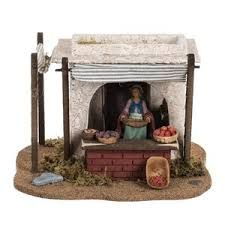 Imagen relacionada Christmas Village Display, Christmas Nativity Scene, Christmas Carol, Christmas And New Year, Christmas Time, Christmas Crafts, Christmas Decorations, Fontanini Nativity, Homemade Dolls