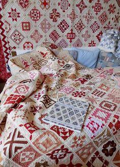 Supergoof Quilts: Dear Jane