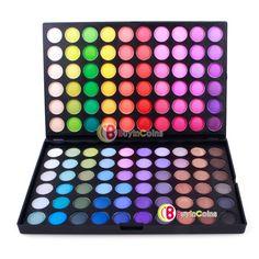 120 Pro Full Colors Eye Shadow Eyeshadow Palette Makeup Box Cosmetics Set #05 -- BuyinCoins.com