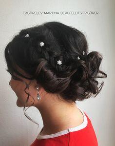 Frisör: Martina 2017 #bergfeldts frisörer #bergfeldtsfrisörer #bergfeldtsfrisorer #bröllop #bröllopsfrisyrer