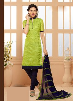 Wholesale Chanderi Salwar Kameez Collection Specially For Festival