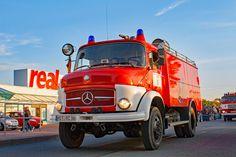 Alle Größen | Mercedes Feuerwehr Kurzhauber | Flickr - Fotosharing!
