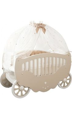 Cuna Fairy Baby Bed