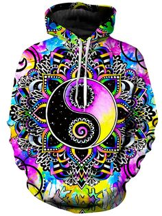 Hoodies Sweatshirt/ Men 3D Print Zodiac,Babylonian Astrology Theme,Sweatshirts for Teens