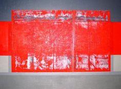 Transform, schilderij van Rosita de Vree   Abstract   Modern   Kunst