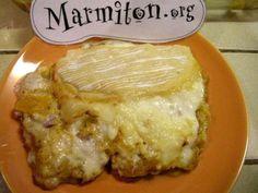 Tartiflette de poireaux : Recette de Tartiflette de poireaux - Marmiton