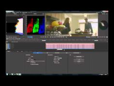 In our next tutorial, Jeff gives you simple instructions to set up your timeline for color correction in SpeedGrade. He shows you how to create layers, step . Adobe Speedgrade, Color Correction, Timeline, Youtube, Color Grading, Youtubers, Youtube Movies