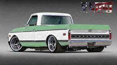 '71 Chevy C/10