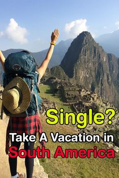 Take a vacation with other singles on Best Single Travel's exciting South American trips.