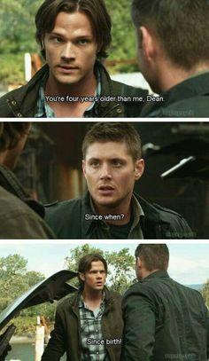 Good ole Supernatural logic.