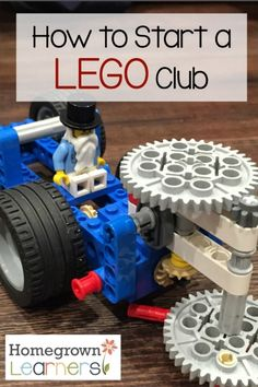 We've done so much with LEGOS in our homeschool. I've taught a 10 week LEGO class at our co-op - which was a TON of fun. As my guy is getting older (he's 11 now Wedo Lego, Lego Mindstorms, Lego Technic, Lego Therapy, Play Therapy, Robotics Club, Stem Robotics, Lego Challenge, Lego Club