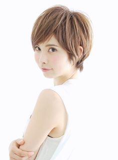 ~外国人風シンプルショート~ 【BEAUTRIUM 表参道】 http://beautynavi.woman.excite.co.jp/salon/24707?pint ≪ #shorthair #shortstyle #hairstyle #shorthairstyle・ショート・ヘアスタイル・髪形・髪型≫