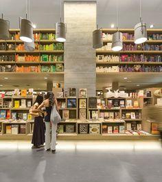 Saraiva Bookstore, Rio de Janeiro, 2013 - Studio Arthur Casas