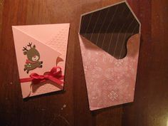 JACQUI J: CRICUT Wild card cards and envelopes