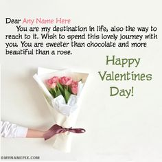 write your and others name on valentines day quotes with name in beautiful style best app to write names on beautiful collection of happy valentine day