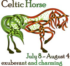 Celtic Horse by KnotYourWorld.deviantart.com on @deviantART