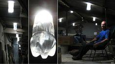 Alfredo Moser   Foto/Montagem: BBC Brasileiro inventor de 'luz engarrafada' tem ideia espalhada pelo mundo