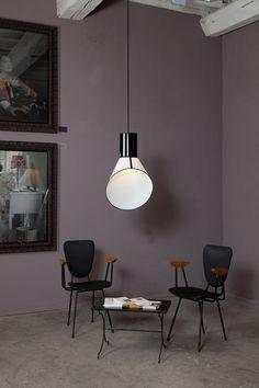'Cargo' lamp collection by Hervé Langlais
