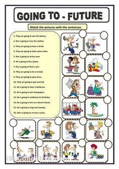 Going To Future Worksheet Free Esl Printable Worksheets Made By