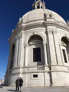 Rotas e Raizes: Visita ao Panteão Nacional + Miradouros- Lisboa