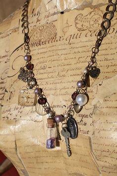 charm bracelet/necklace part II