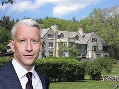 #Anderson Cooper Shells Out for a 1908 #Tudor Revival