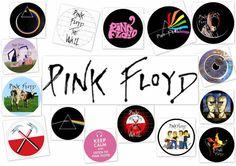 Pink Floyd - Montagem