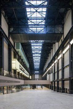 Hyundai Commission: Tania Bruguera – Exhibition at Tate Modern Space Museum, Art Museum, Modern Buildings, Modern Architecture, Tate Modern London, Turbine Hall, Kara Walker, Jasper Johns, Land Art