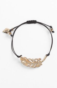 Sequin 'Deco' Friendship Bracelet available at #Nordstrom