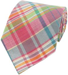 Preppy Ties for Men: Seersucker, Madras, Striped & Paisley Neckties – Country Club Prep
