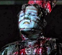 """Dr. Channard Cenobite: """"The Doctor is in"""". (Hellraiser ll) ~ [Wikipedia]"""